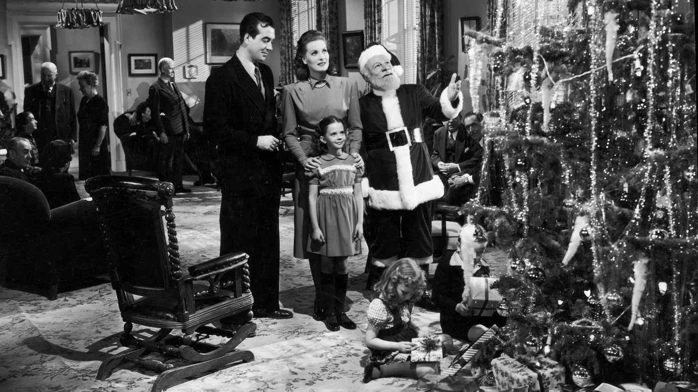 Miracle On 34th Street An Old Holiday Movie For Modern Times 13 7 Cosmos And Culture Npr