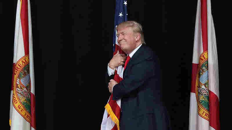 Trump's Flag-Burning Tweet Brings Back 1980s-Era Controversy
