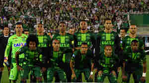 Plane Carrying Brazilian Soccer Players Crashes In Colombia, Killing 71