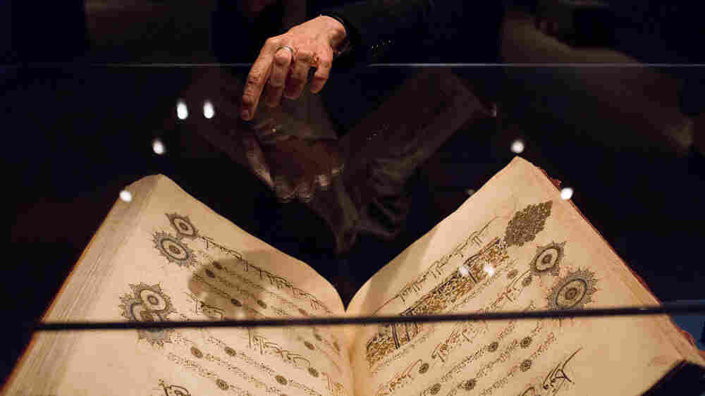 Quran Exhibition Shines A Light On The Holy Books' Dedicated Artists