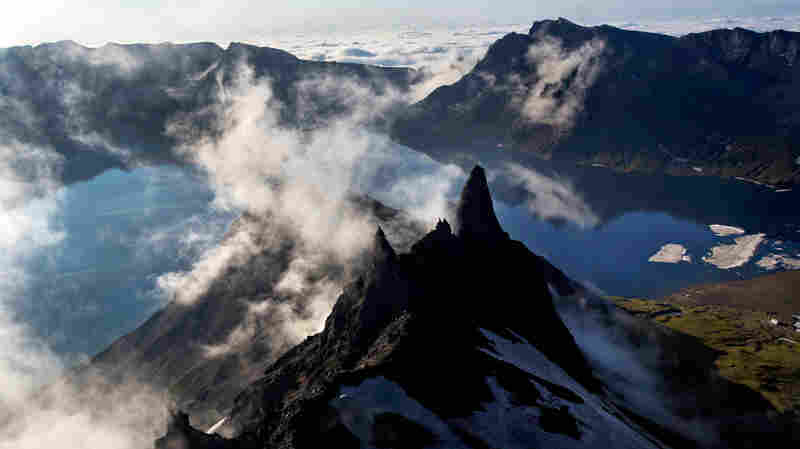 North Korean Volcano Provides Rare Chance For Scientific Collaboration