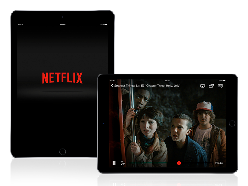 Netflix Offers Video Downloads On Mobile Devices : All Tech ...