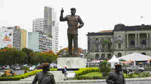 For Autocrats In Need Of Statues, North Korea Is No Longer An Option