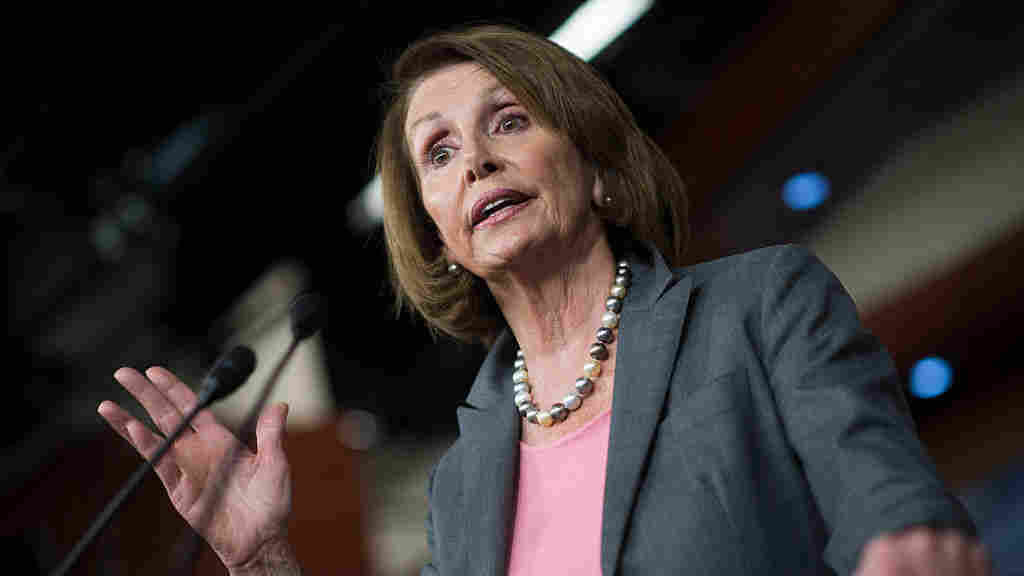 US Democrats re-elect Nancy Pelosi as House minority leader