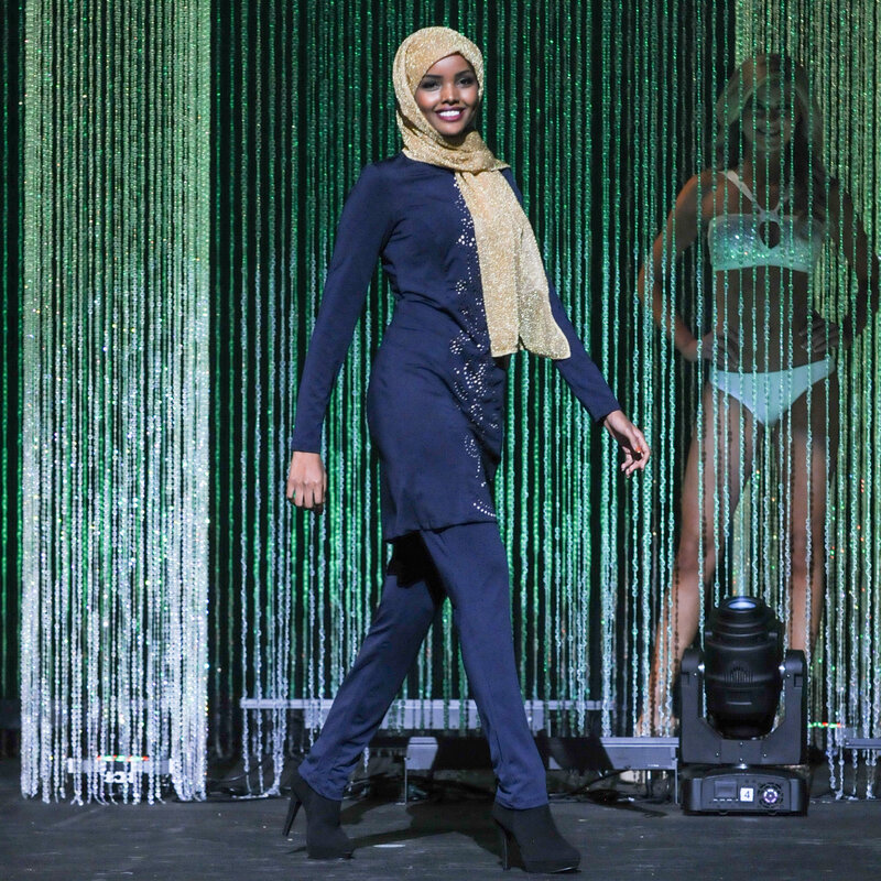 8d161cc05271b Sports Illustrated' Features Burkini-Clad Model. What's The ...