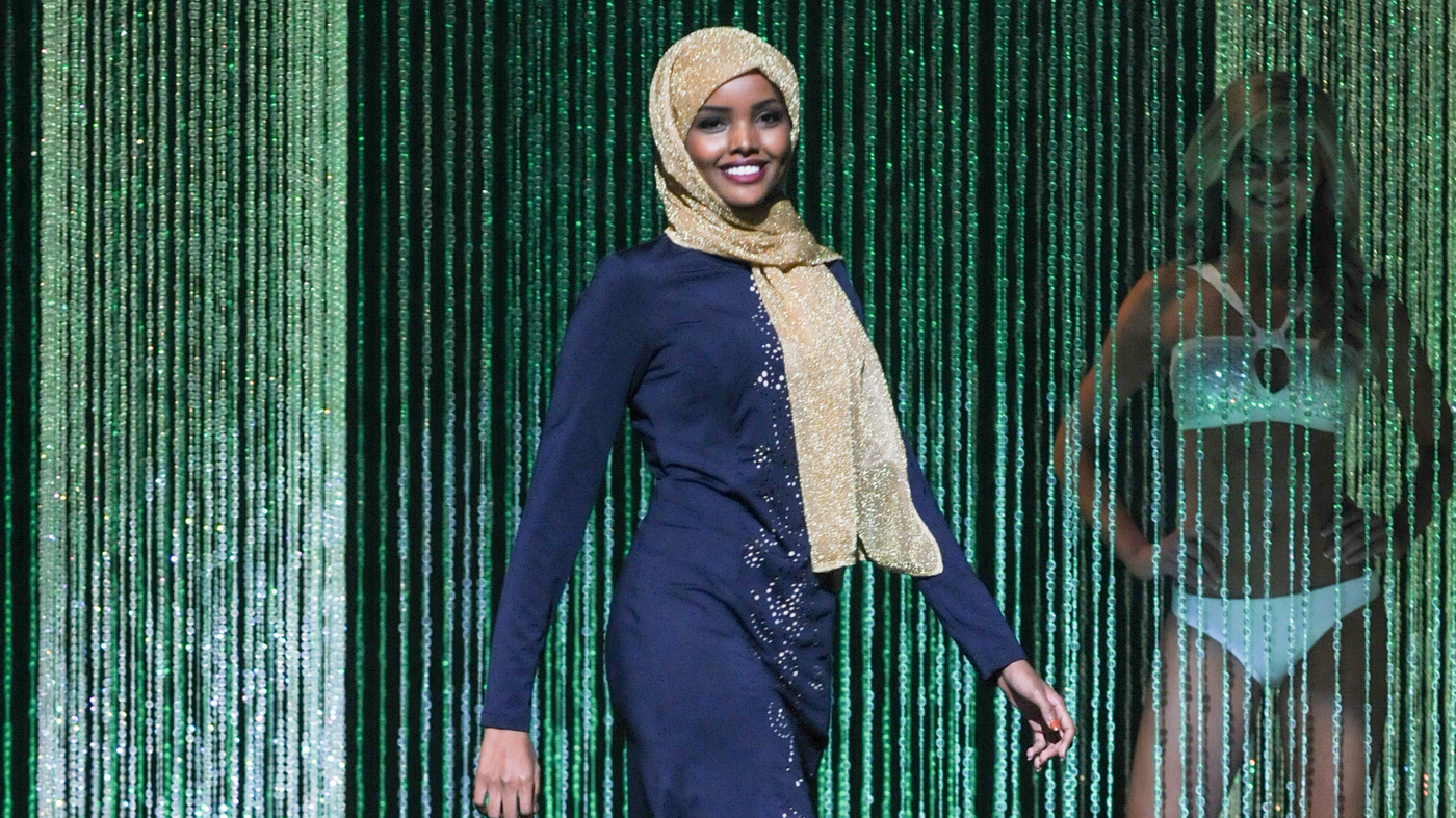 contestant in miss minnesota usa beauty pageant wore a burkini and contestant in miss minnesota usa beauty pageant wore a burkini and a hijab goats and soda npr