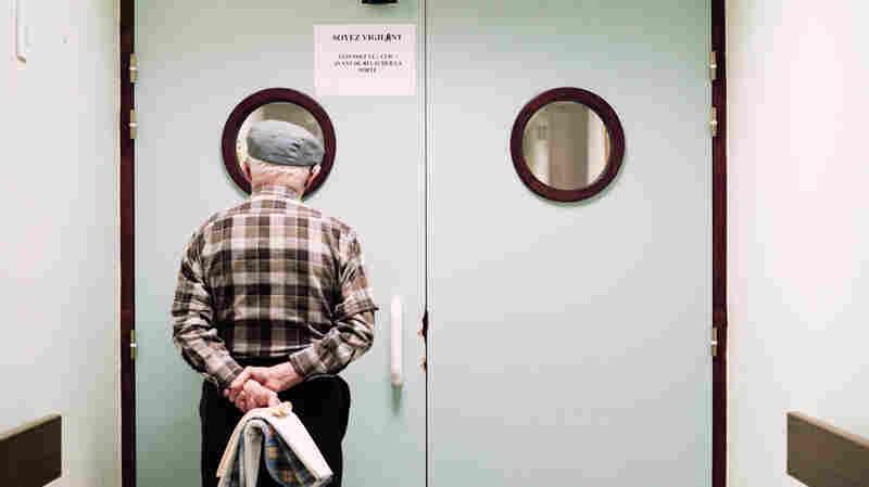 Life Inside The Alzheimer's Ward: A Hidden World Revealed