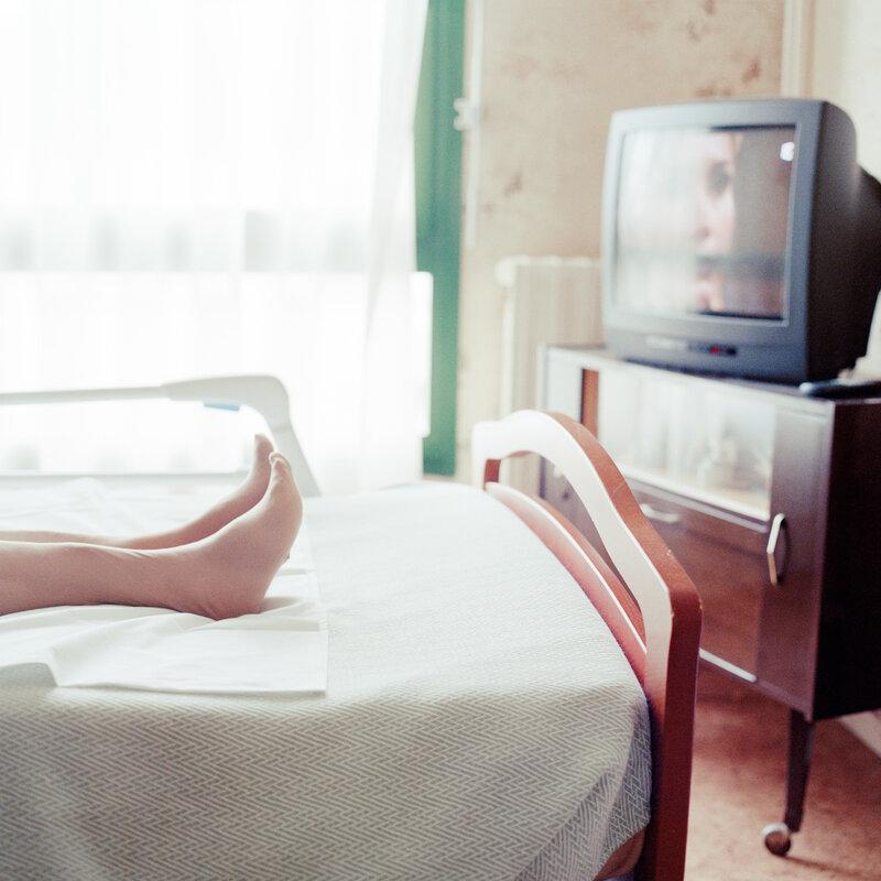 Uma fotografia do projeto de Daniels Into Oblivion