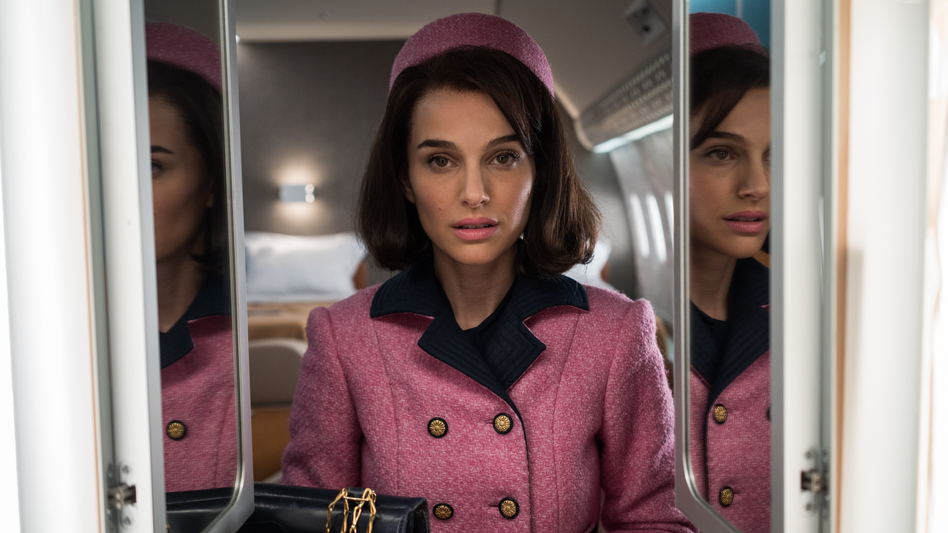 Natalie Portman as Jacqueline Bouvier Kennedy in <em>Jackie</em>. (Stephanie Branchu/Twentieth Century Fox Film Corporation )