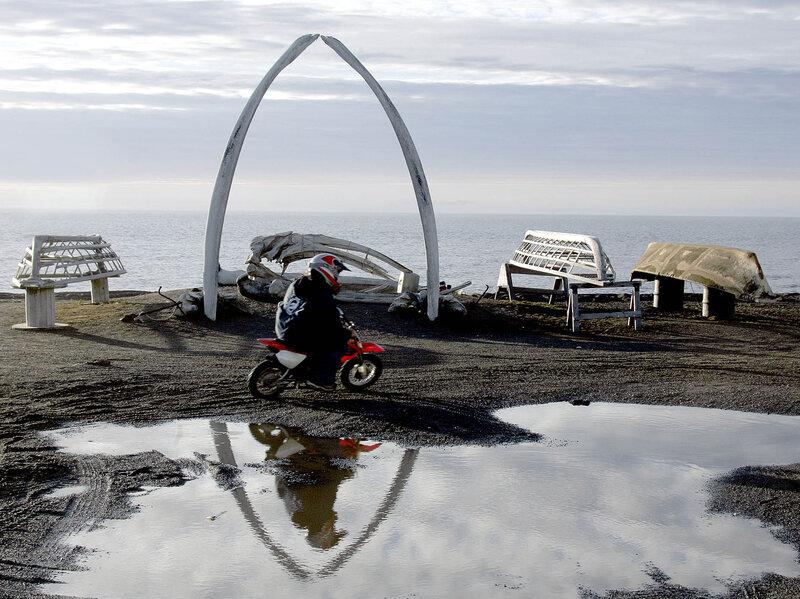 Barrow, Alaska, Changes Its Name Back To Its Original 'Utqiagvik