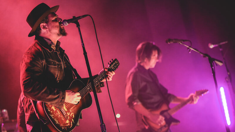Drive-By Truckers | captured by Rich McKie for WXPN