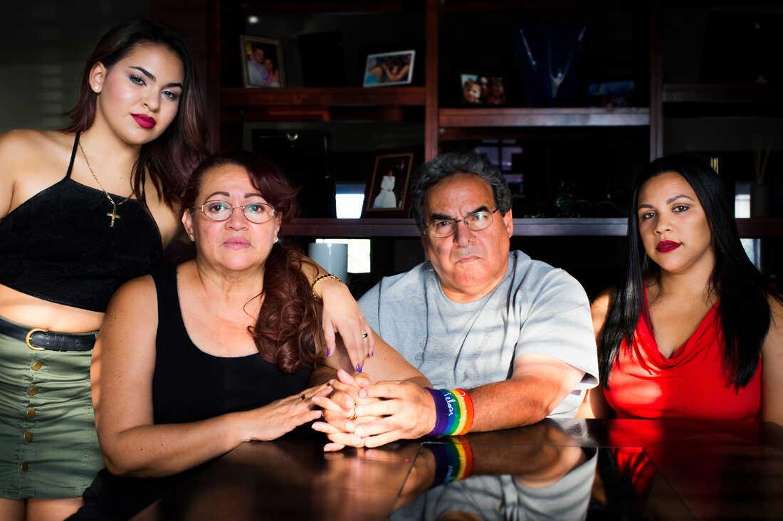 Family of Juan Guerrero.