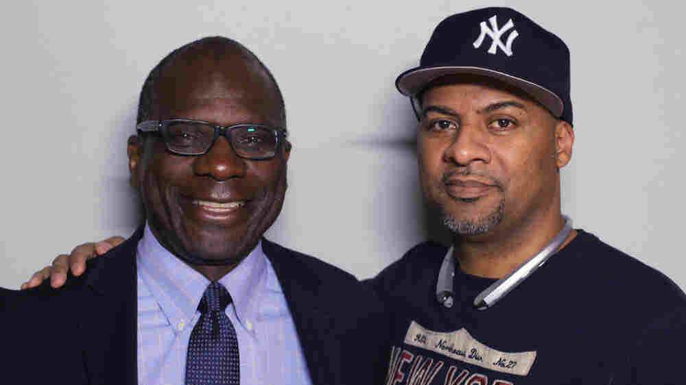 In Prison And Outside, He Found His 'Iota Of Light': A Mentor Named Fred