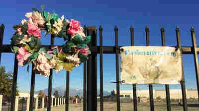 San Bernardino Shooting's Signs Have Faded, But Memories Remain Piercing