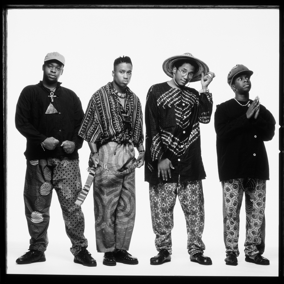 A Tribe Called Quest (Courtesy of the artist)