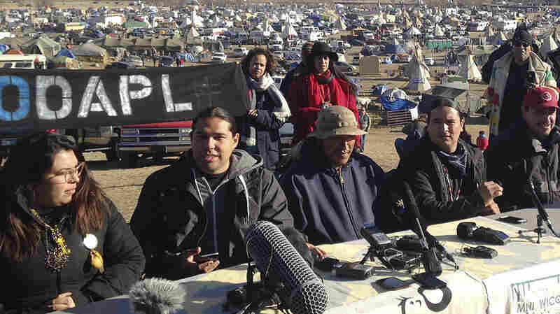 Pipeline Protests Prompt Calls For More Coverage