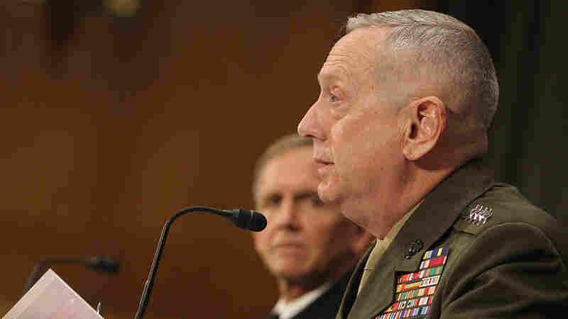 Trump's Defense Pick Challenges Rules Regarding Civilian Control Of The Military