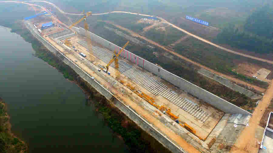 Full-Size Replica Of The Titanic Is Under Construction In China
