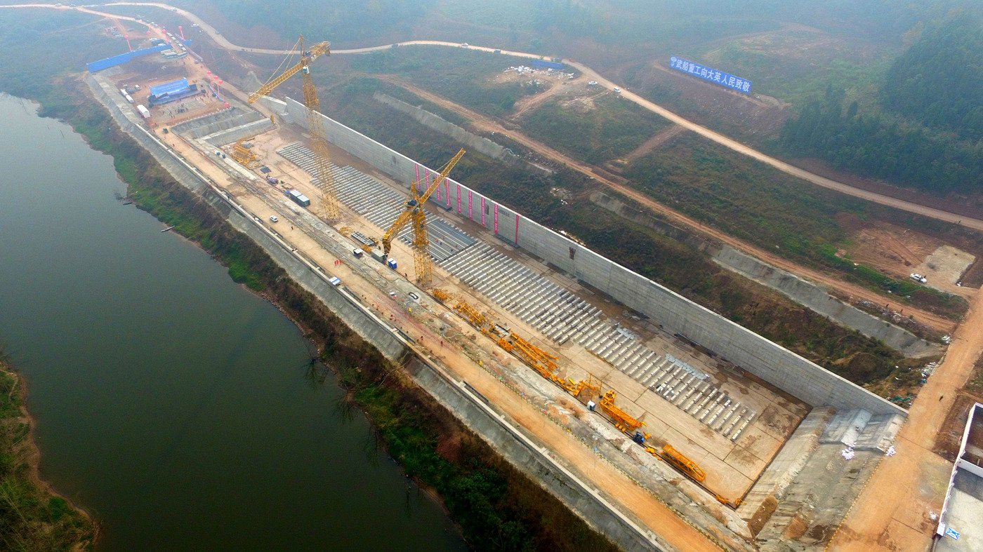 Full Size Replica Of The Titanic Is Under Construction In China The Two Way Npr