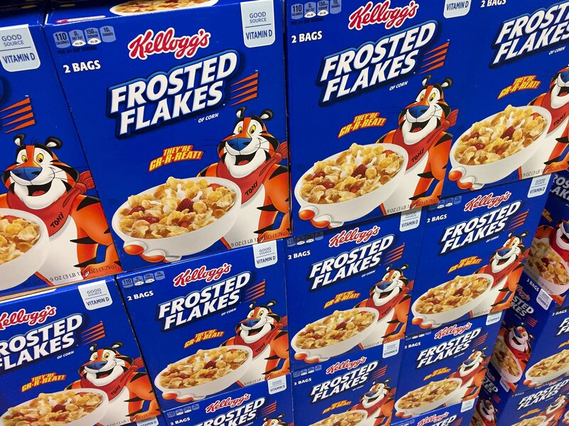 Kellogg S Versus Breitbart For Advertisers Fake News Is Not The