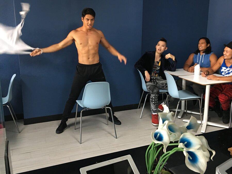 It     s  Sexy  Asian Men       Hallelujah    Code Switch   NPR NPR