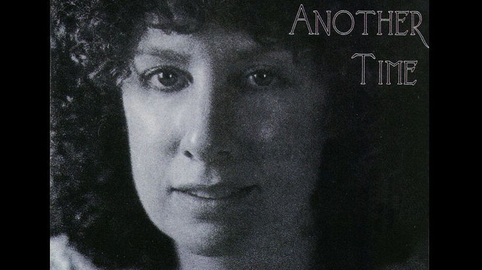 Meredith D'Ambrosio appears on the cover of her 1981 album Another Time. (Courtesy of the artist)