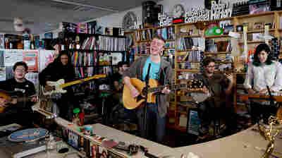 Pinegrove: Tiny Desk Concert