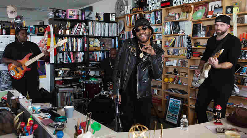 Ro James: Tiny Desk Concert