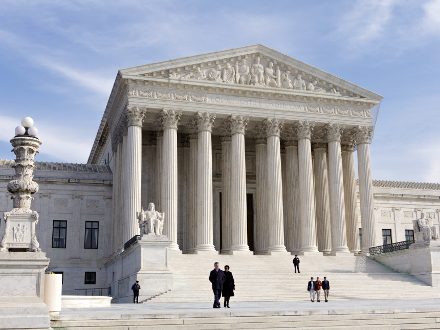 Us Supreme Court To Weigh Level Of >> Questions Of Race And Redistricting Return To The Supreme Court