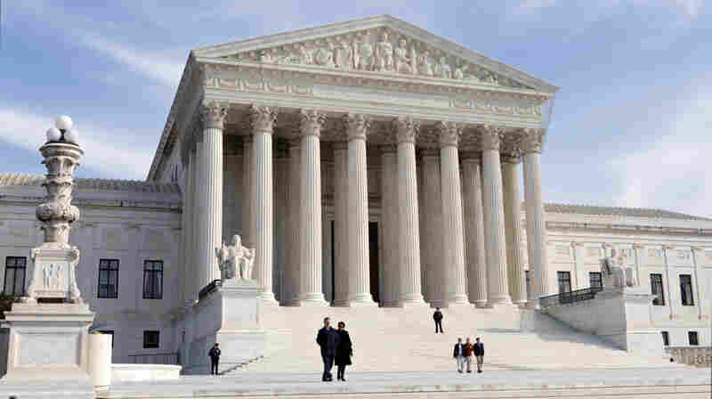 Questions Of Race And Redistricting Return To The Supreme Court