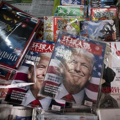 In Trump's Taiwan Kerfuffle, Beijing Has Been Uncharacteristically Measured
