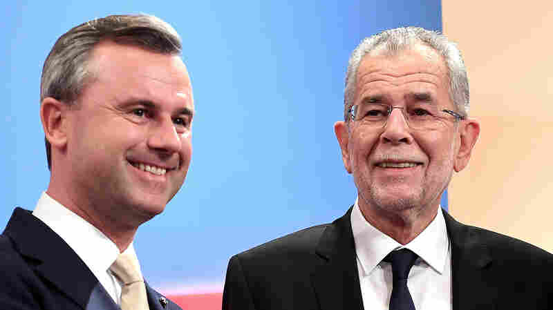 Austria's Far-Right Presidential Candidate Loses In An Election Do-Over