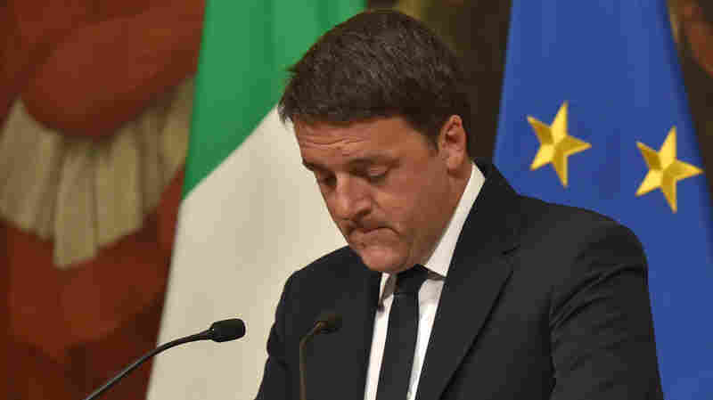 Italian Voters Reject Proposed Changes, Prompting Prime Minister's Resignation