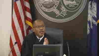 Judge Declares Mistrial In Murder Case Against Former S.C. Police Officer