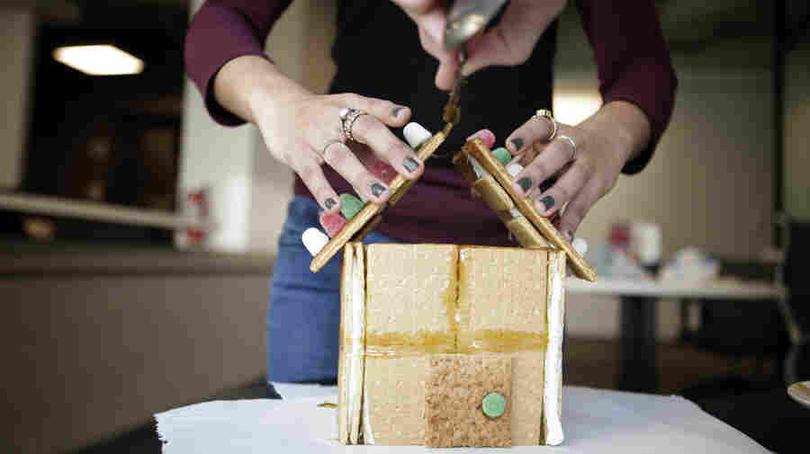 How To Build An Indestructible Gingerbread House