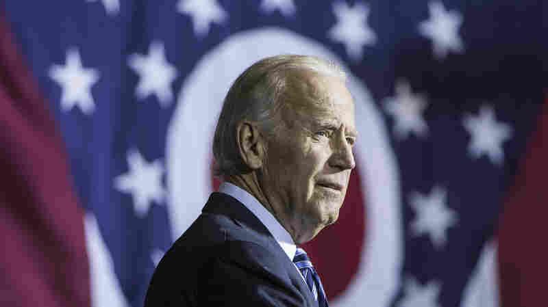 Biden Hints He's Leaving The Door Open To A 2020 Run