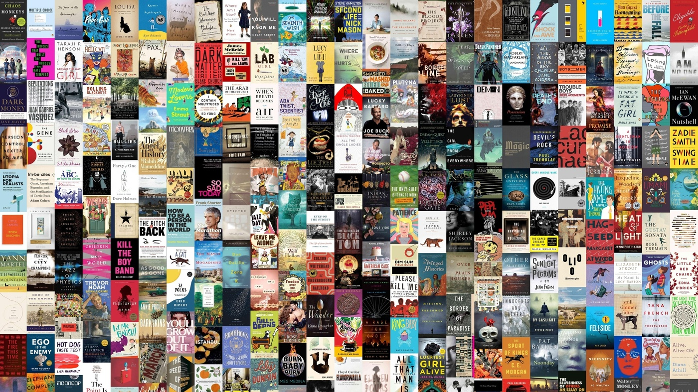 Looking For The Best Books Of 2016? NPR's Concierge Is Here To Help