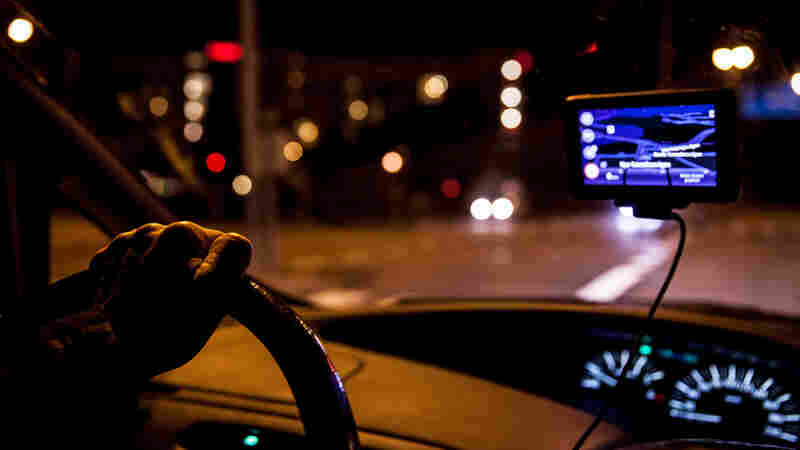 Drivers Beware: Crash Rate Spikes With Every Hour Of Lost Sleep