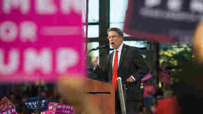 Ending 'Closest Governor's Race' In N.C. History, Pat McCrory Concedes