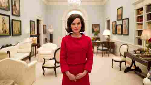 'Jackie' Shows A First Lady Behind Closed Doors — But The Music Is Front And Center