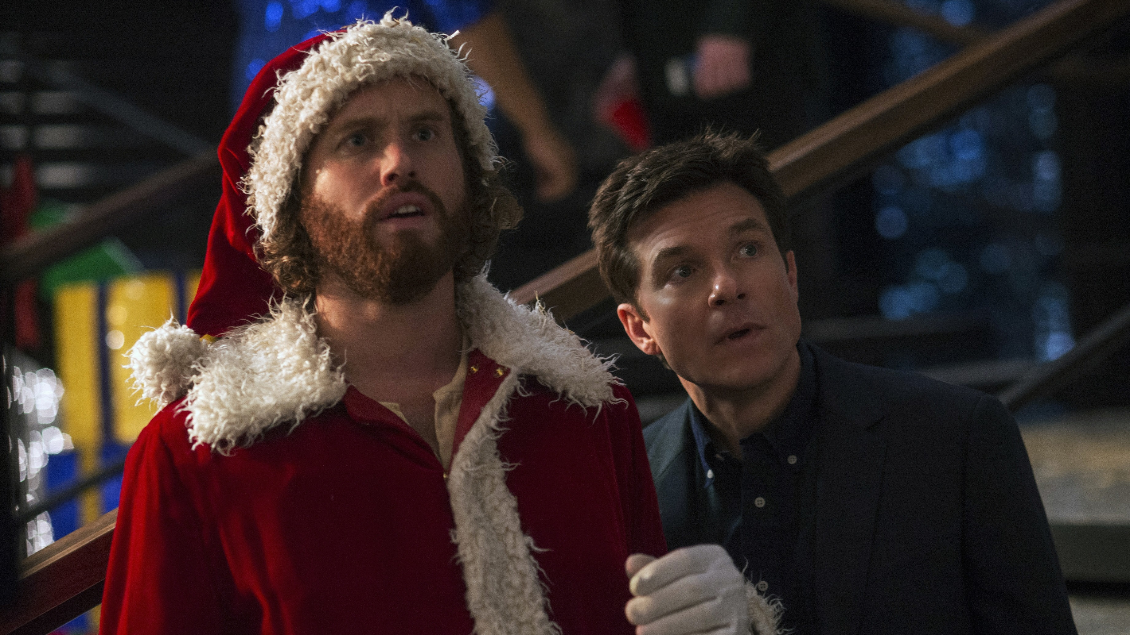 Go Home, 'Office Christmas Party,' You're Drunk : NPR