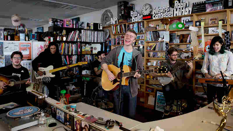 Pinegrove: Tiny Desk Concert