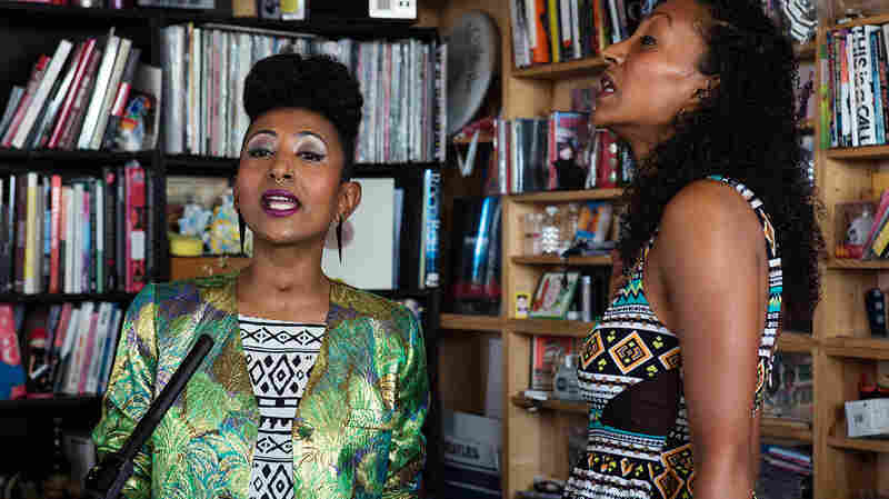 Alsarah & The Nubatones: Tiny Desk Concert