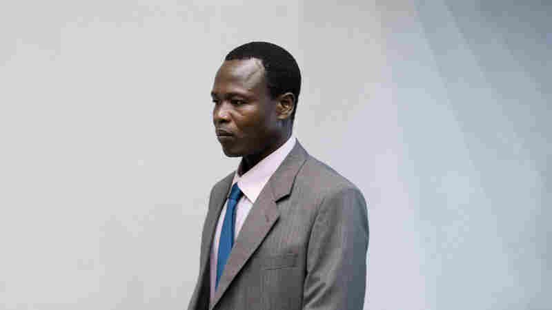 Former Child Soldier Denies War Crimes In Trial At International Criminal Court
