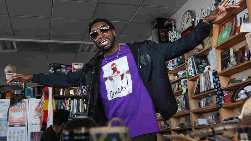 Gucci Mane: Tiny Desk Concert