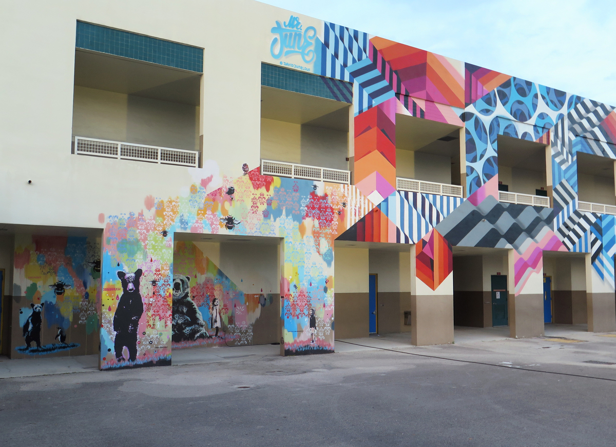 Art That Transformed A Miami Neighborhood Now Making Its Schools Cool Part 63
