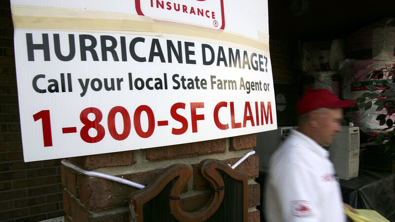 Bon Supreme Court Upholds Hurricane Katrina Fraud Verdict Against State Farm :  The Two Way : NPR