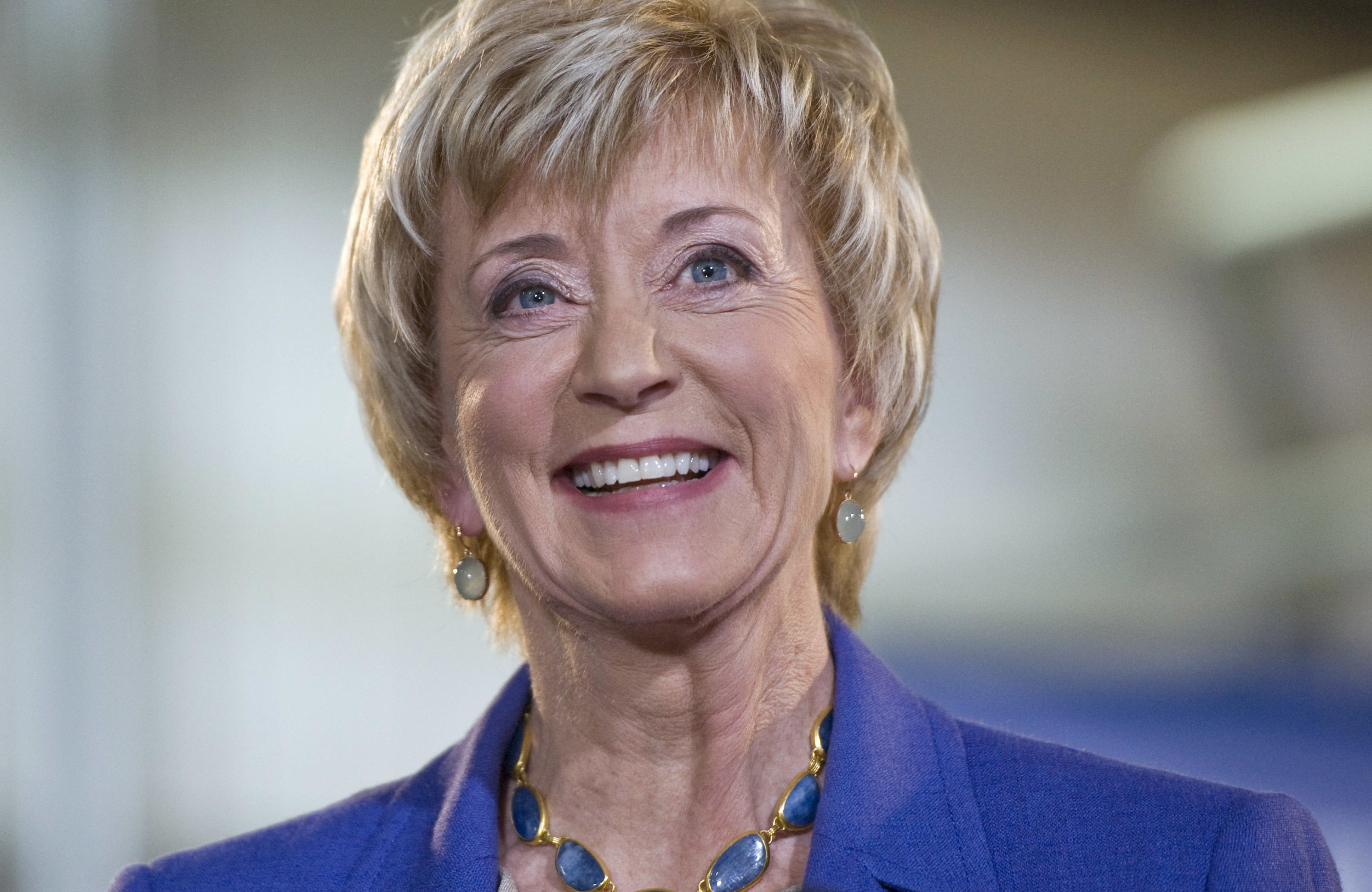 Pres. elect Trump picks WWE exec Linda McMahon for Small Business Administration