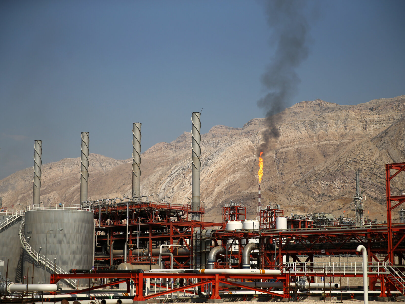 Shell Inks Oil Deal With Iran thumbnail