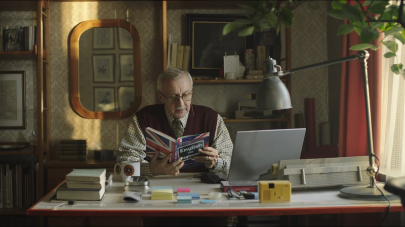 At The Heart Of A Polish Christmas Ad, A Hard Kernel — And Some Happy Tears